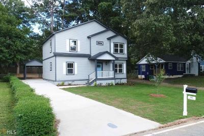 Atlanta Single Family Home New: 280 Warren Street