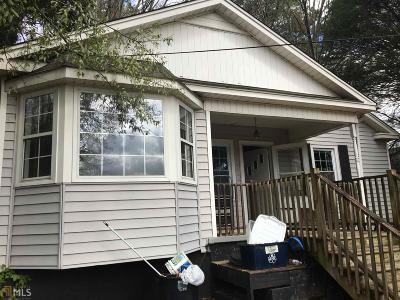 Marietta Single Family Home New: 563 N Marietta