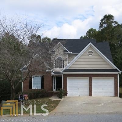 Smyrna Single Family Home New: 1620 SE Concord Meadows Dr