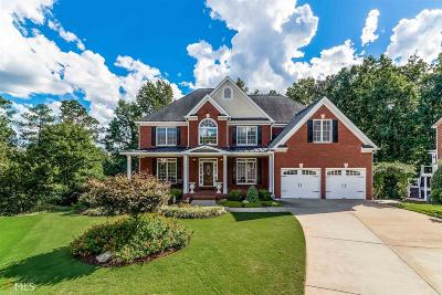 Roswell Single Family Home New: 3950 Fort Trl