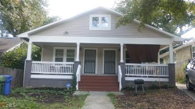 Multi Family Home New: 1014 Oakland Drive