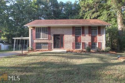 Single Family Home New: 4720 Edwina Lane SW