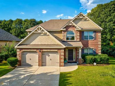 Cumming Single Family Home New: 4885 Roosevelt Cir