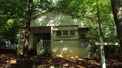 Cleveland Single Family Home New: 48 Lost Valley #25D