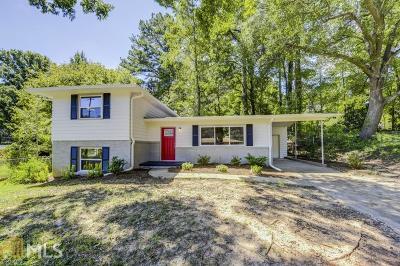 Atlanta Single Family Home New: 2298 Dorsey Avenue