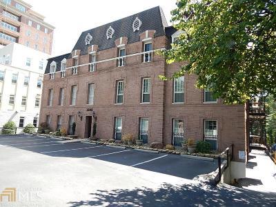 Atlanta Condo/Townhouse New: 3649 Peachtree Road #Unit 101