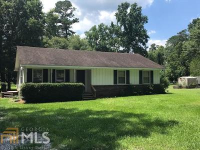 Buckhead, Eatonton, Milledgeville Single Family Home For Sale: 727 Madison Rd