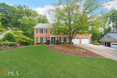 Marietta Single Family Home New: 2134 Lamplight Drive