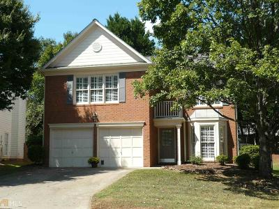 Roswell Single Family Home New: 255 Leasingworth Way