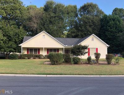 Loganville Single Family Home New: 130 Lacey Oak Lane