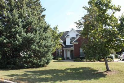 Newnan Single Family Home New: 85 Pebble Creek Dr