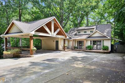 Cumming Single Family Home New: 5445 Linger Longer Rd