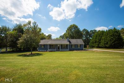 Loganville Single Family Home New: 2450 Tucker Drive