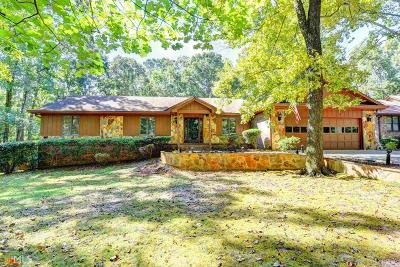 Roswell Single Family Home New: 570 Upper Hembree Rd