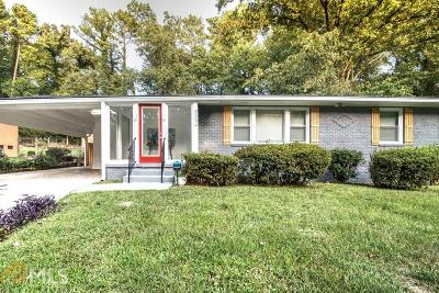 Atlanta Single Family Home New: 2294 Meadow Lane Dr