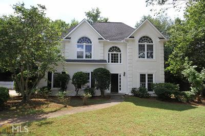 Roswell Single Family Home New: 585 Bally Claire