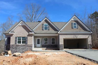 Monroe, Social Circle, Loganville Single Family Home For Sale: 2349 Deep Wood Dr #34