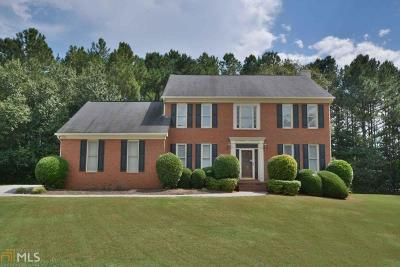 Fayetteville Single Family Home New: 110 Westbrook Way