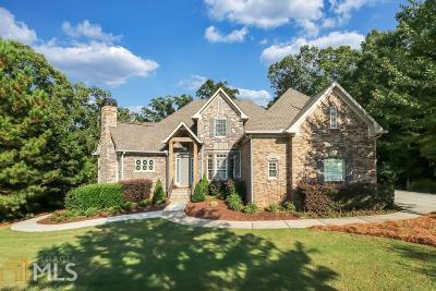 Newnan Single Family Home New: 407 Arbor Springs Pkwy