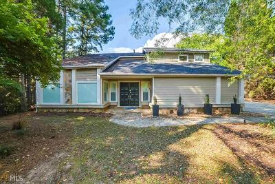 Marietta Single Family Home New: 1540 Old Hunters Trce