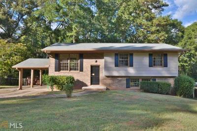 Decatur Single Family Home New: 3640 Glen Mora Dr