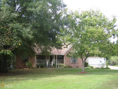 Henry County Single Family Home New: 404 Milky Way