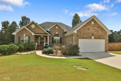 Newnan Single Family Home New: 81 Garden View Ter