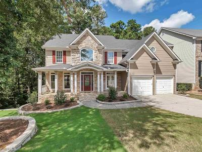 Lawrenceville Single Family Home Under Contract: 1145 Havenstone Walk
