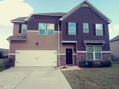 Covington Single Family Home New: 45 Silver Willow Walk