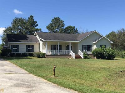 Statesboro Single Family Home For Sale: 923 Teepee #20