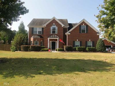 McDonough Single Family Home New: 1312 Crosswind Pl