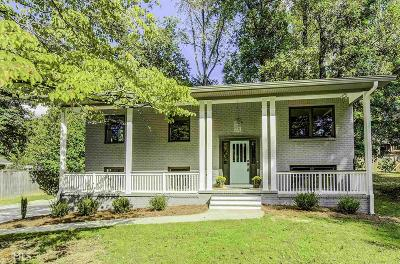 Atlanta Single Family Home New: 4097 Longview Dr