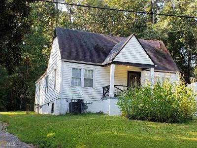 Atlanta Single Family Home New: 1824 NW North Ave