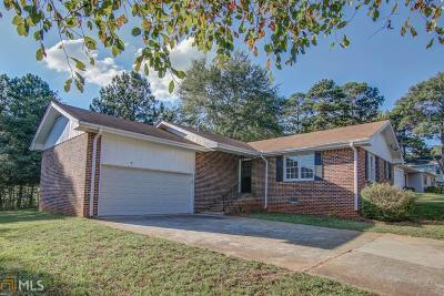 Rockdale County Single Family Home New: 3469 Salem Mill Trl
