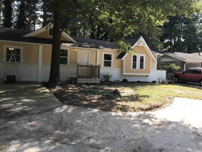 Atlanta Single Family Home New: 183 Oak Dr