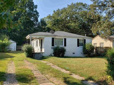 Atlanta Single Family Home New: 2542 NW Longhaven Dr