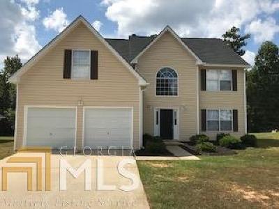 Henry County Single Family Home New: 532 Harvick Cir