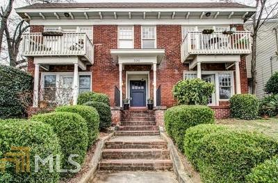 Atlanta Condo/Townhouse New: 706 Charles Allen Dr #2