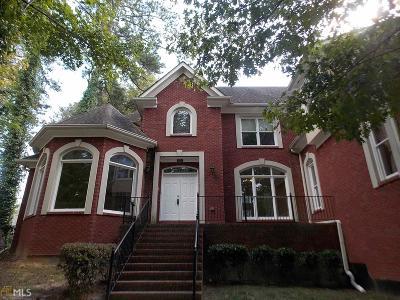 Atlanta Single Family Home New: 4968 SW Erin Road
