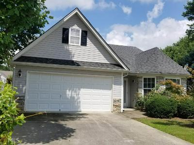 Grayson Single Family Home New: 1865 Arborwood Dr