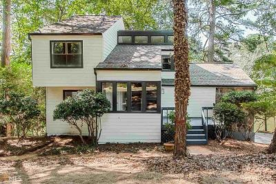 Single Family Home For Sale: 1895 Annwicks Dr