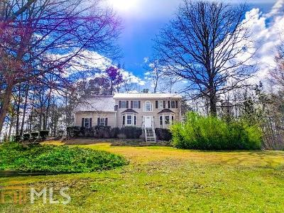 Villa Rica Single Family Home Under Contract: 7769 Smith Rd
