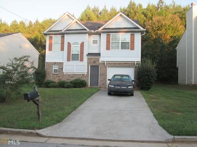 Lithonia Single Family Home Under Contract: 6801 Mahonia Pl #8-H