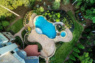 Alpharetta Single Family Home For Sale: 705 Scarlet Oak Trl