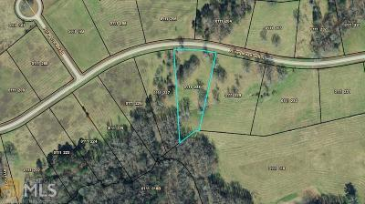 Social Circle Residential Lots & Land For Sale: 105 River Meadow Ln