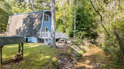 Clarkesville Single Family Home Under Contract: 292 Old Stagecoach Rd