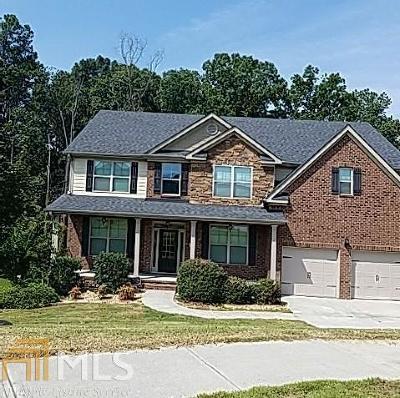 Grayson Single Family Home New: 119 Oatgrass Dr