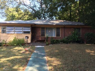 Atlanta Single Family Home New: 1215 Westview