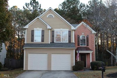 Roswell Single Family Home New: 1065 Crabapple Lake Cir
