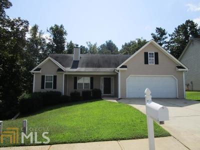 Villa Rica GA Single Family Home New: $139,900